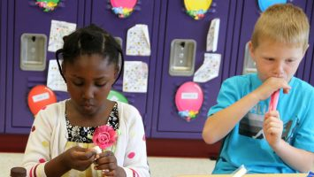 Studies show students who start the school day hungry are less engaged and are more likely to fall behind academically.  In an effort to cut down on hunger in the classroom, schools are being encouraged to change that through the Ohio School Breakfast Challenge and make breakfast programs more accessible to a wider variety of students.  See their ideas here: bit.ly/1AbsEAj