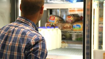 Food banks across the US are facing a critical shortage of milk.  In fact, those who rely on food banks only receive a gallon of milk per year, on average.  The Great American Milk Drive is the first national campaign to raise money online to help provide milk for families in need.  Details here: bit.ly/Ah12kjXo
